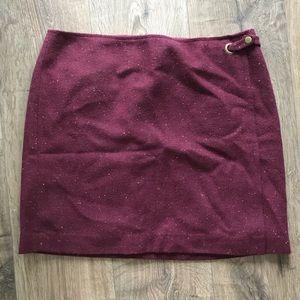Banana Republic Wool Skirt